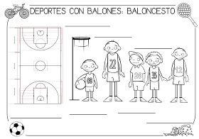 En el proyecto de los deportes estuvimos trabajando los deportes con balones más conocidos como es el fútbol, el baloncesto y el voleibol. ...
