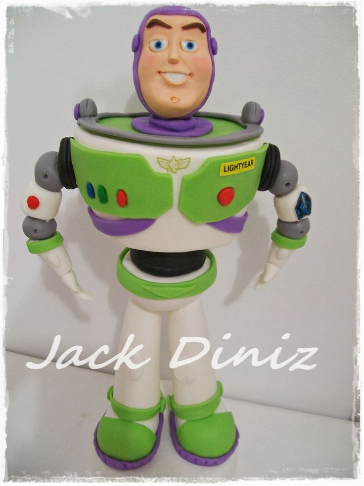 biscuit by jack diniz: topo de bolo toy story