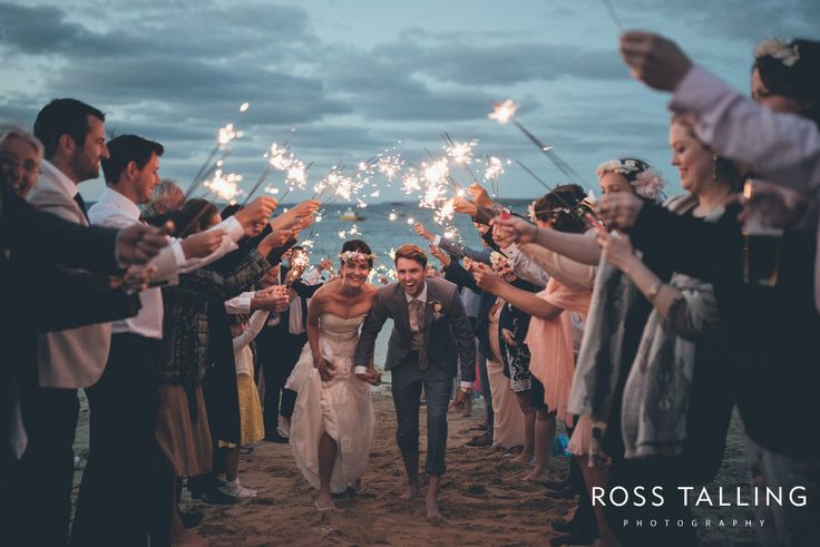 St Ives Harbour Hotel wedding photography - by Ross Talling