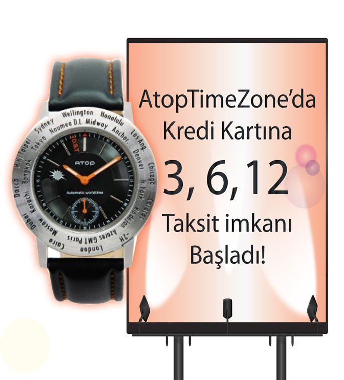 #Yılbaşı #HEDİYE telaşına girmeden www.atoptimezone.com 'a bekleriz!   AtopTimeZone'da kredi kartına 3 – 6 – 12 TAKSİT imkanı başladı! #yeniyıl