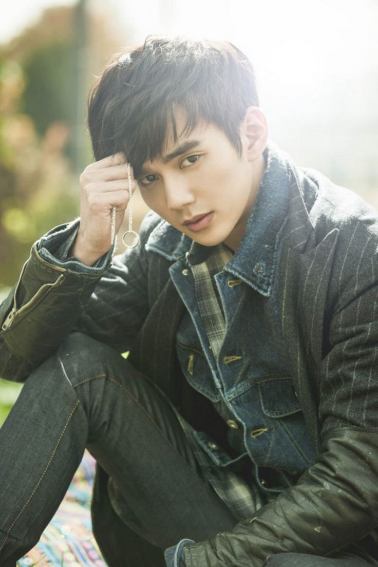 yoo seung ho - lining him in Ruler:Master of the Mask