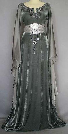 silver pagan robes uk - Google Search