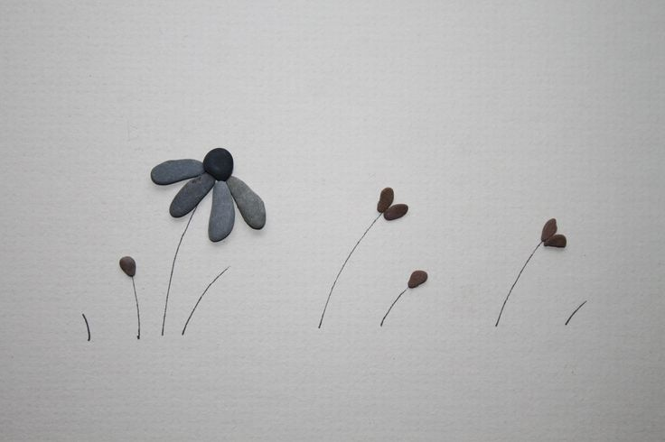 Pebble Art of NS by Sharon Nowlan. $95.00, via Etsy.