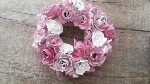 Růžový  věneček