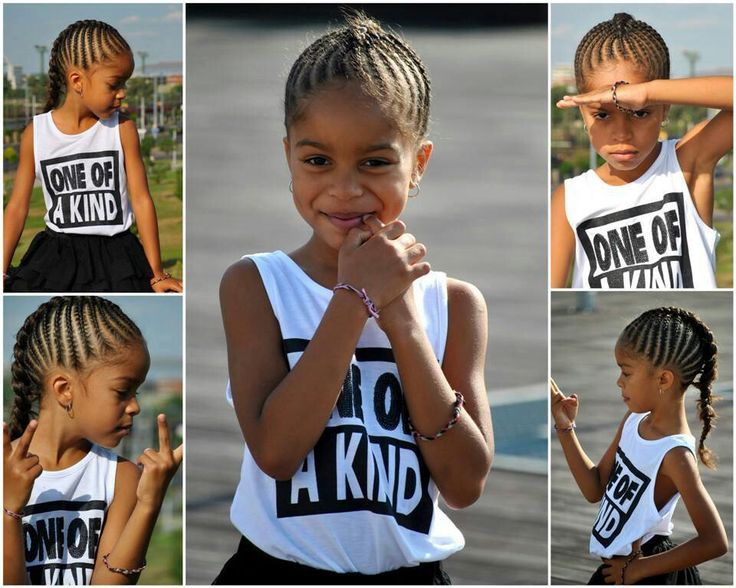 17 Best Images About Ethnic Hairstyles For Little Girls On
