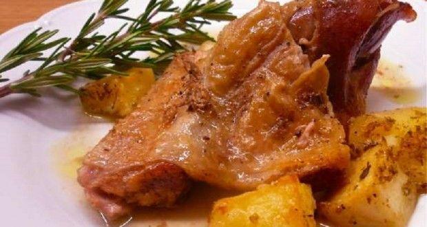 κατσικάκι ξεκοκαλισμένο στο φούρνο: Αχ, Αμλέτο 'μ, to love or not to... - Pandespani.com