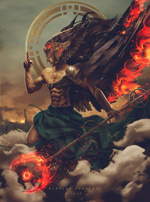 Elijah, de Carlos Quevedo