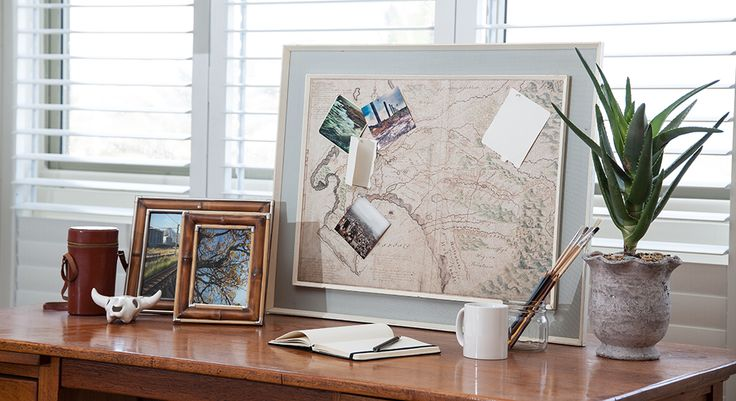 Do It Yourself: Printed Cork Pinboard http://www.ormsprintroom.co.za/news/?post=39572
