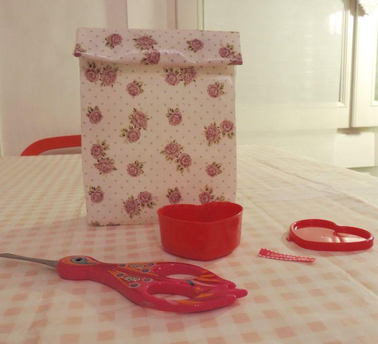 Le petit sac à goûter… DIY – Ma licorne fait des bulles