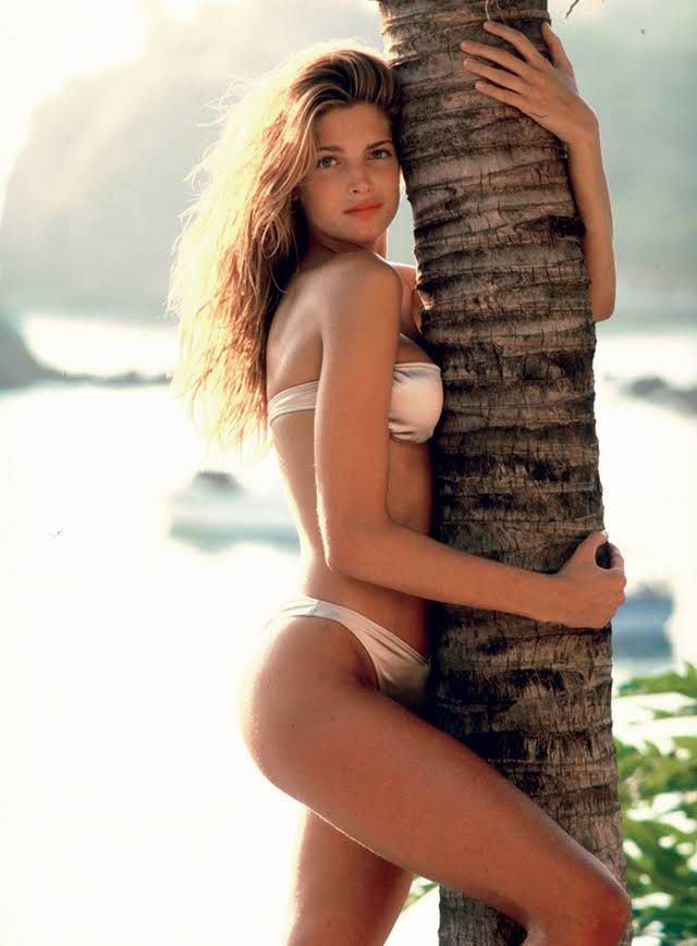 Stephanie Seymour Sports Illustrated Swimsuit Issue | 1990 ...