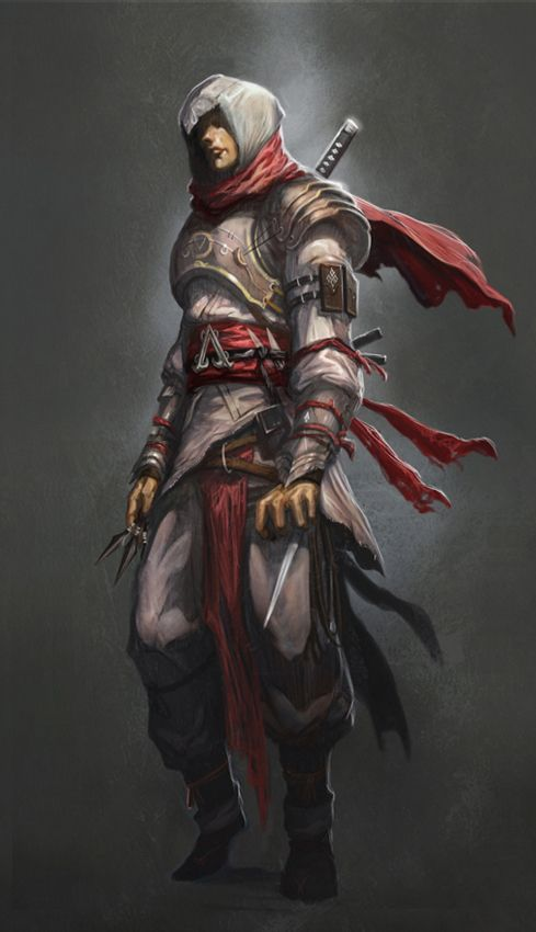 Assassin concept by longai feudal Japan thief ninja ...