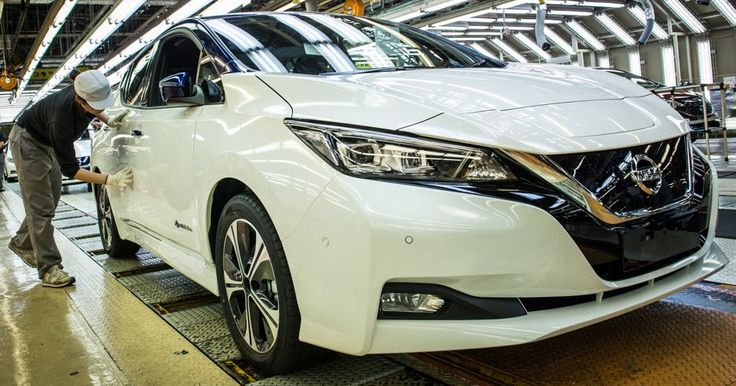 Nissan Will Assemble New Leaf In US And UK By The End Of The Year #Electric_Vehicles #New_Cars