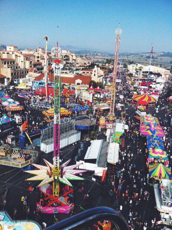 Delmar Fair San Diego California