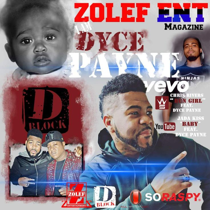 Dyce Payne HIP-HOPS next best hope... D-Block Records R&B/Rap Artist. Live Stream his latest hits today Ft. Jada Kiss, Chris Rivers and many more.