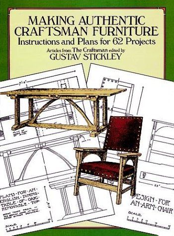 1000 ideas about craftsman furniture on pinterest for Craftsman furniture plans