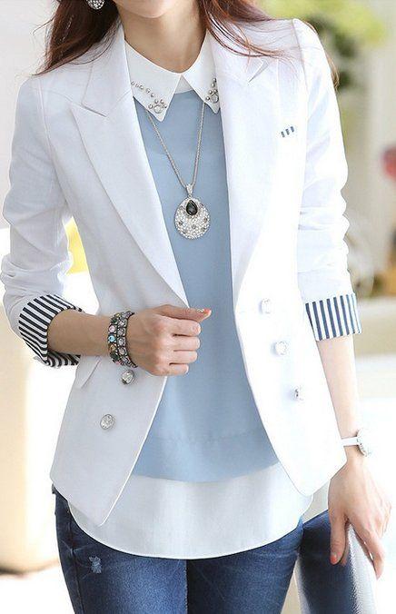 branco e azul♥