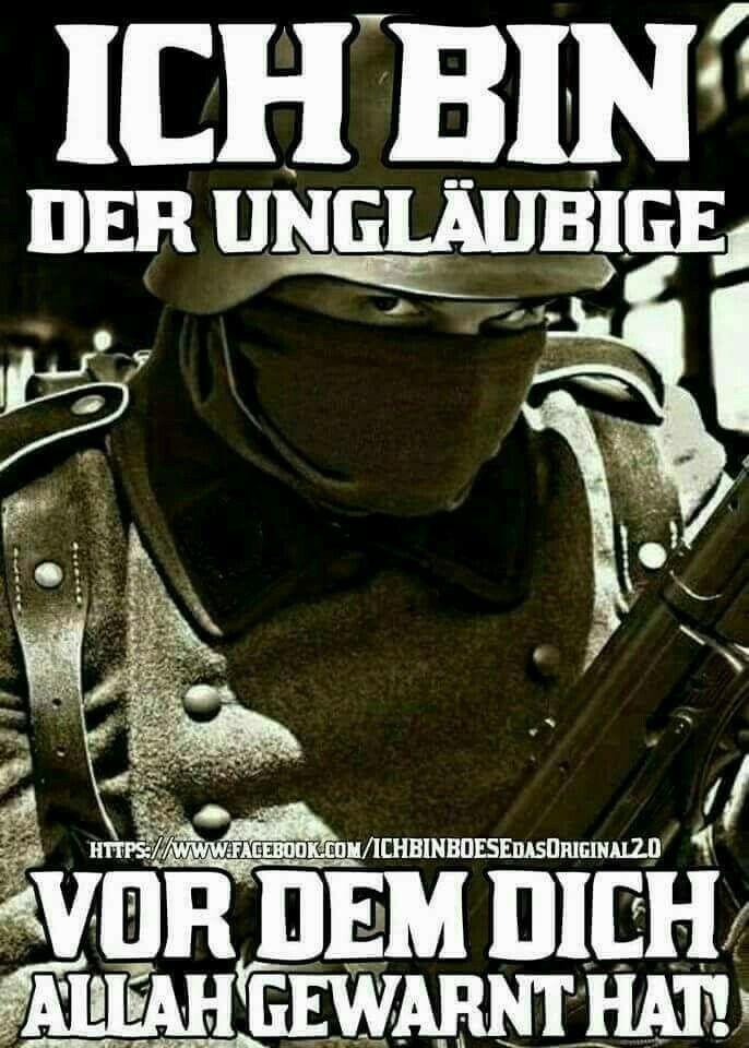 Pin By Elwanovic On Wehrmacht Rassistische Witze Humor Geile Spruche