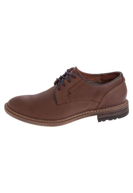Zapato Formal Canela Bosi