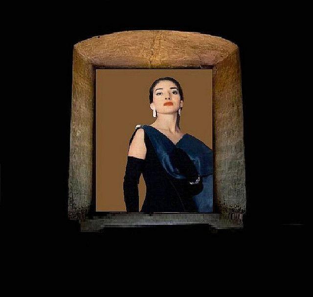 Picolissima serenata para Maria Callas