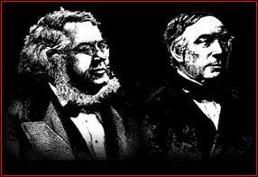 Asbjørnsen og Moe samlet eventyr  Peter Christen Asbjørnsen (1812–1885) og Jørgen Moe (1813–1882)  http://nasjonsbygging1.wikispaces.com/file/view/a_og_moe.jpg/171819463/a_og_moe.jpg