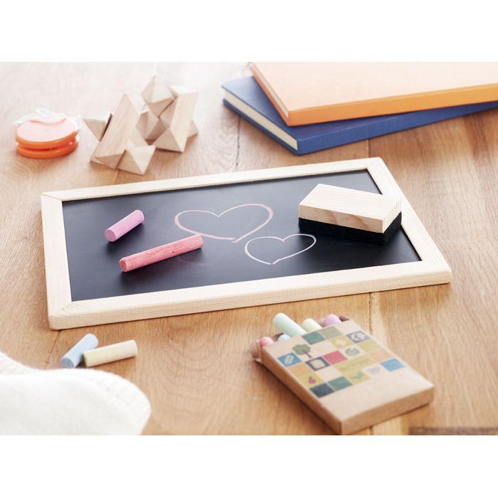 Set De Pizarra Chalk Set Promoption Pizarra Infantil Pizarra Juegos Para Chicas