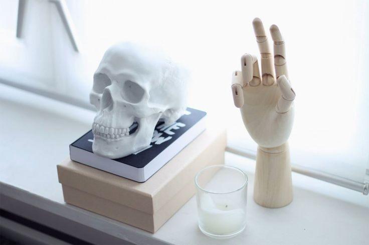 Wooden Hand Prydnadsföremål   HAY   Verkkokauppa