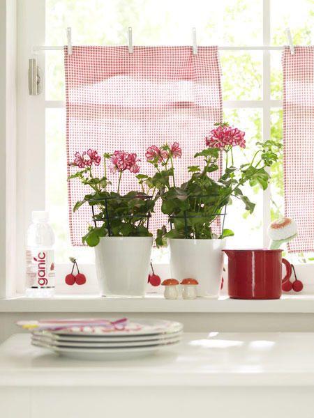 die besten 25+ küchenfenster vorhänge ideen auf pinterest ... - Vorhänge Für Die Küche