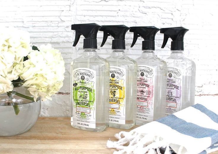 Best cleaners EVER!! and they're non toxic!! What's not to love?