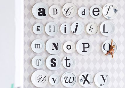 Deko Buchstaben