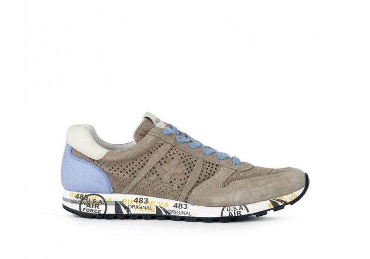 Sneaker Uomo Premiata brown skyc 1478e spring summer originale 45 45 45