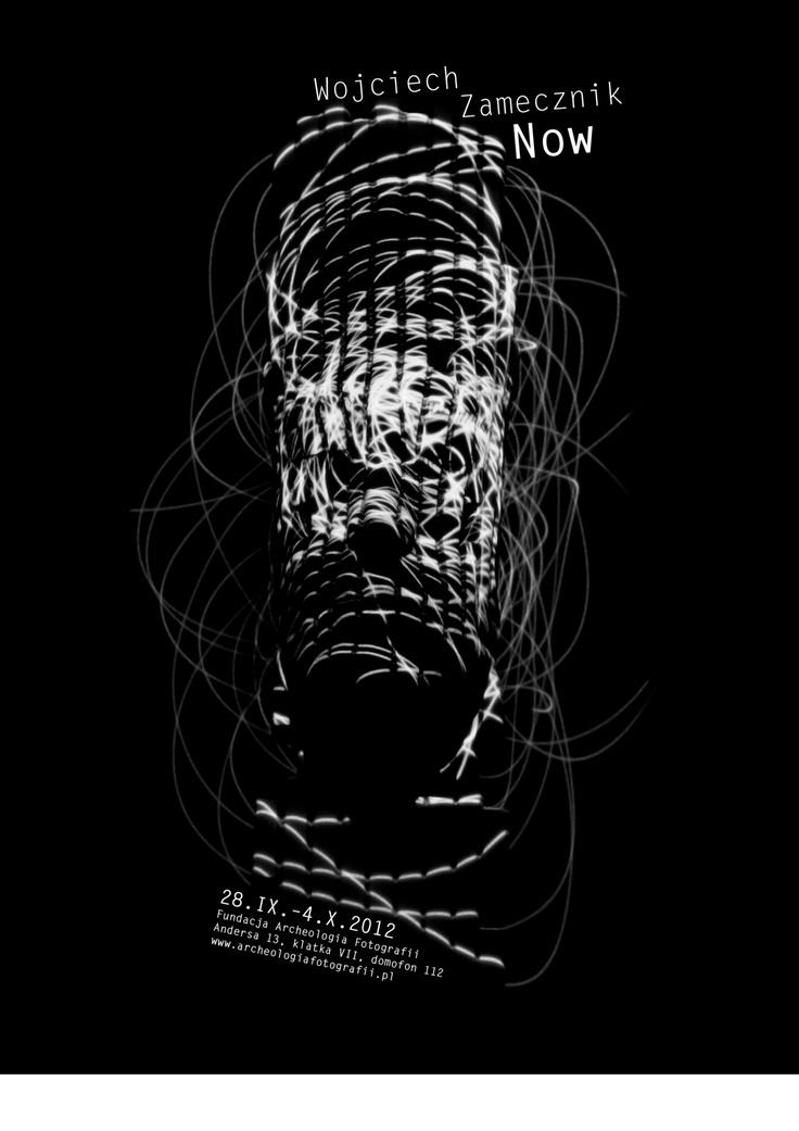 Adam Glowacki, for poster Competition, Exhibition of Wojciech Zamecznik Photography