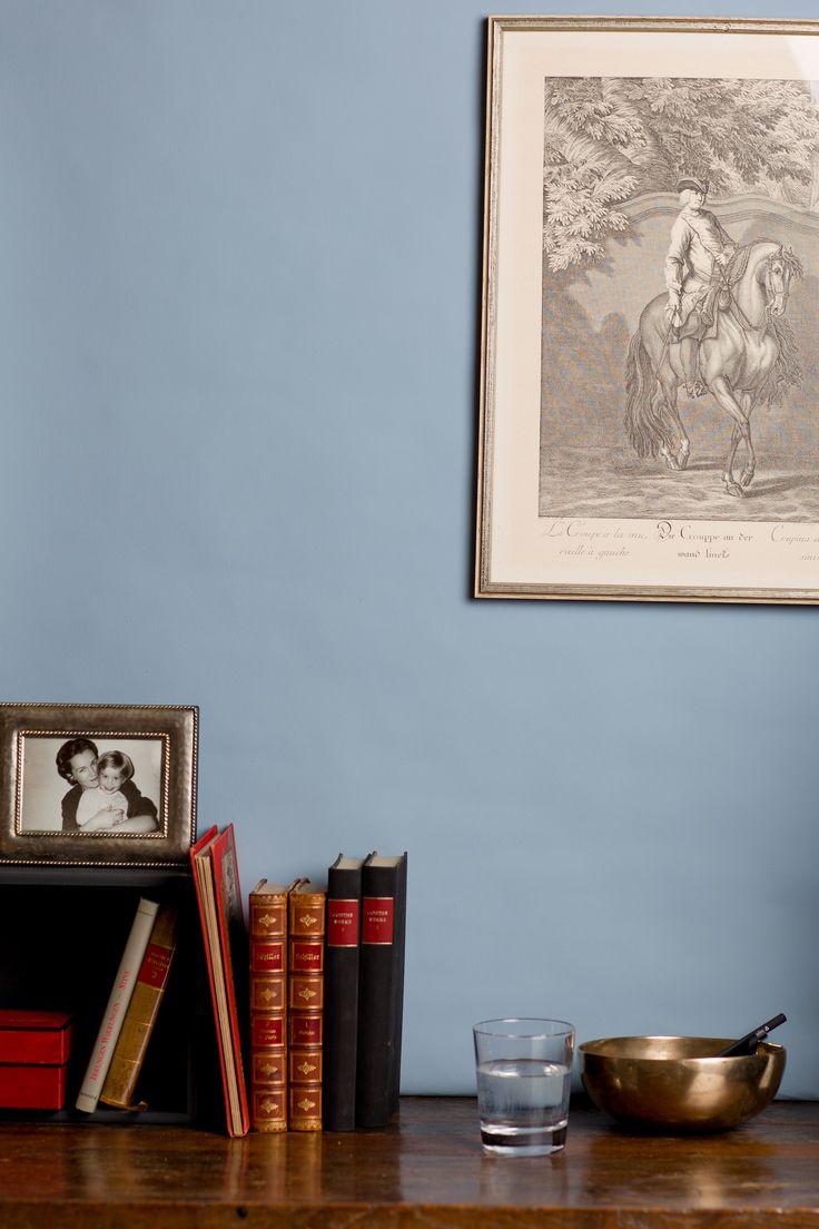 Meer dan 1000 ideeën over blaue wandfarbe op pinterest   hausflur ...