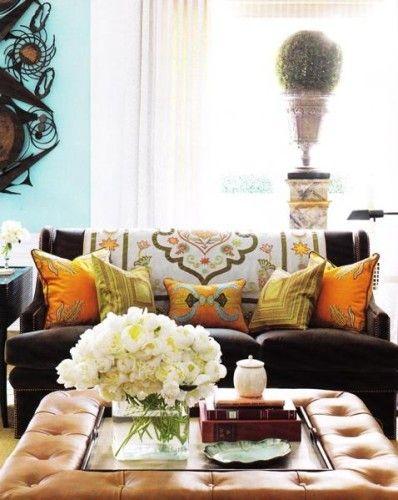 Modern Minimalist Living Room 15