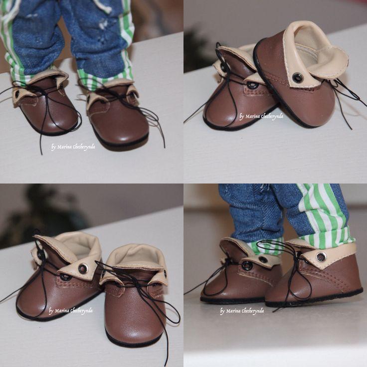 "Doll shoes for Disney animator dolls 16"" by FairyTaleLOVEit on Etsy"