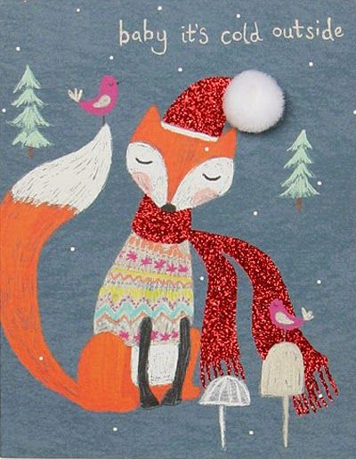 print & pattern: PAPERCHASE - xmas cards 2014