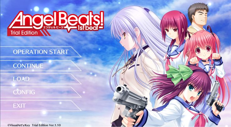 61 best images about angel beats on pinterest beats
