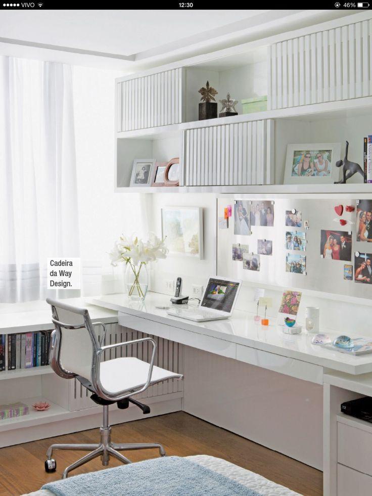 Escritório quarto