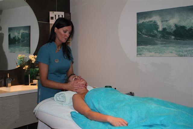 Enjoy a VOYA or a YONKA facial at the Seascape spa