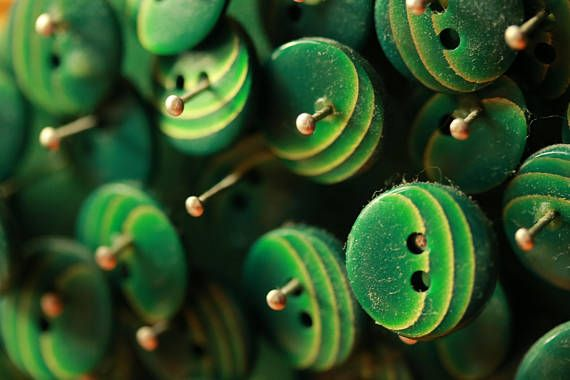 Green knobs wall decor art photography Digital download