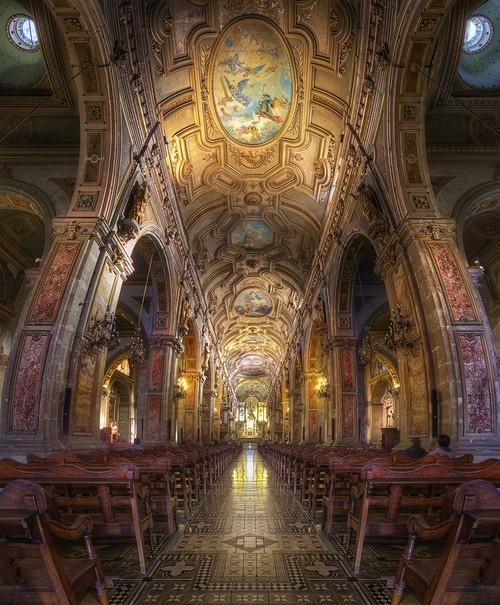 Metropolitan Cathedral - Santiago, Chile