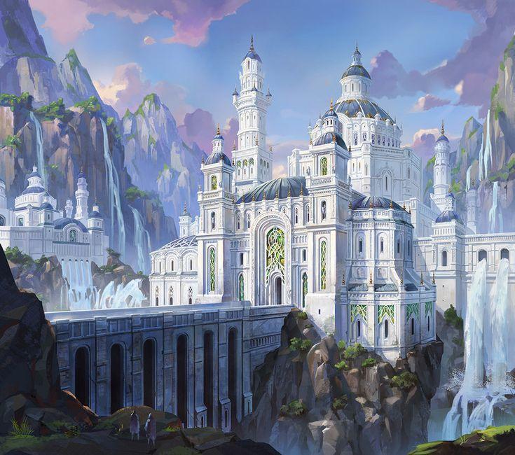 мужа картинки замков королевств записью певицы стали