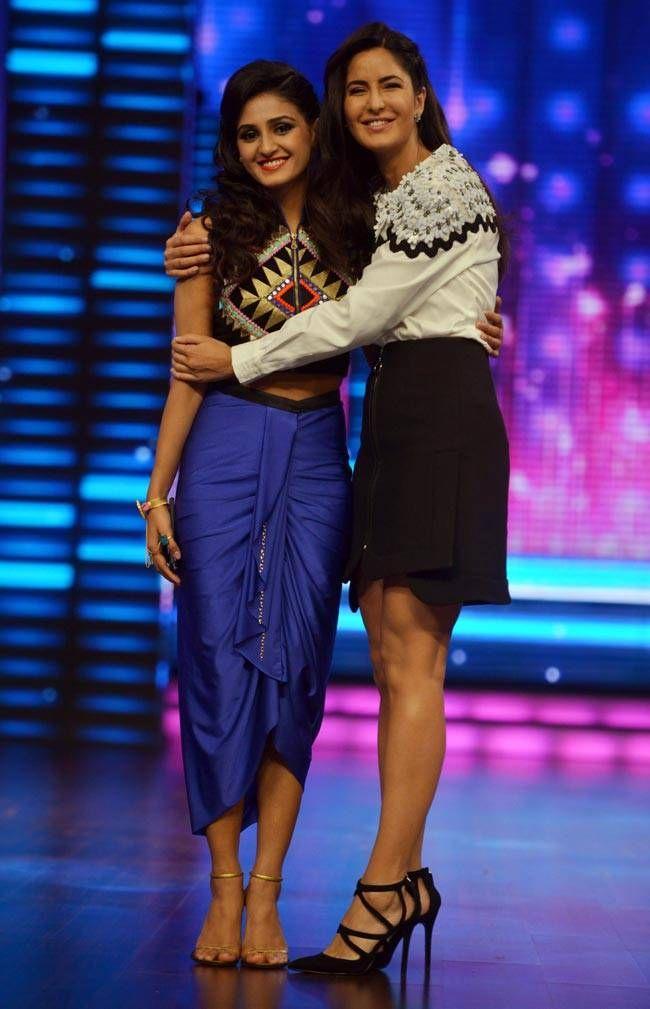 Katrina Kaif with Shakti Mohan