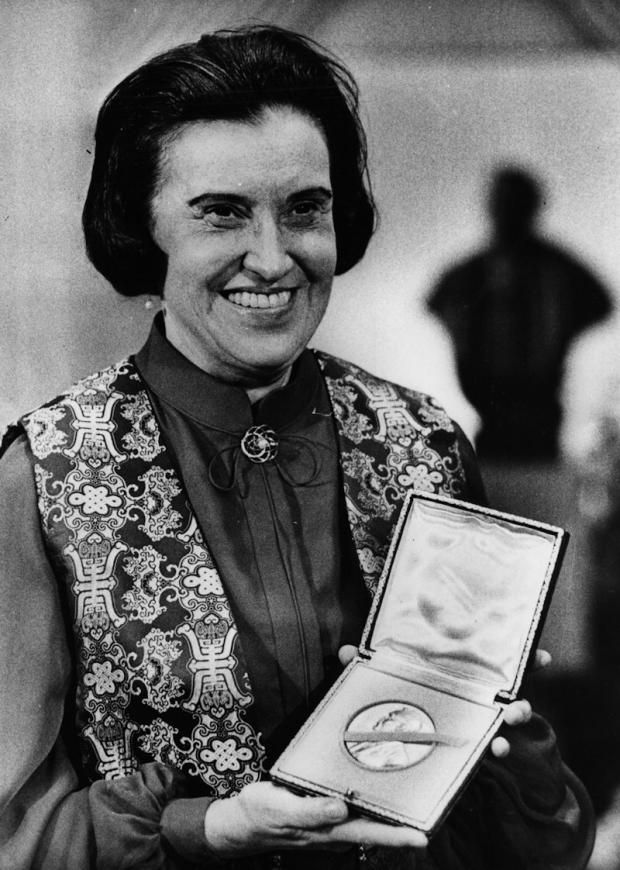 14 Women Who've Won Science Nobel Prizes Since Marie Curie | Mental Floss