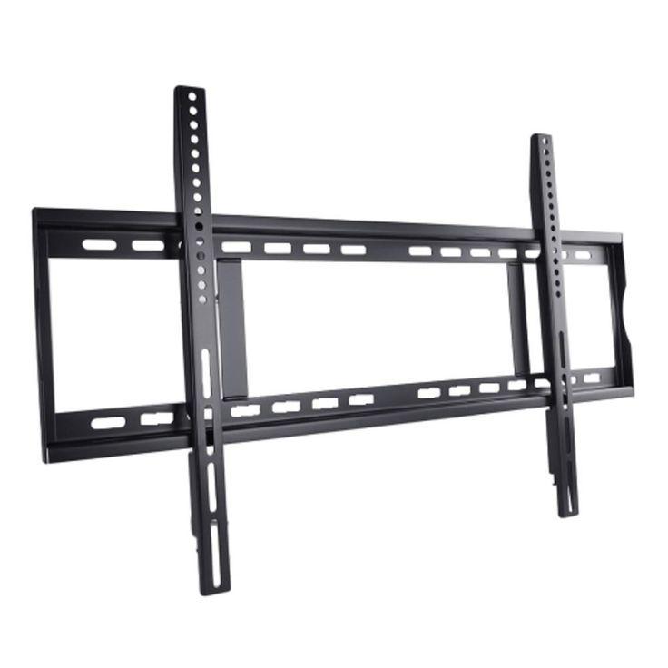 50- 80 (175 lbs) Vivitar VIV-LWM-80 Plasma-LCD Low Profile TV Wall Mount Bracket (Black)