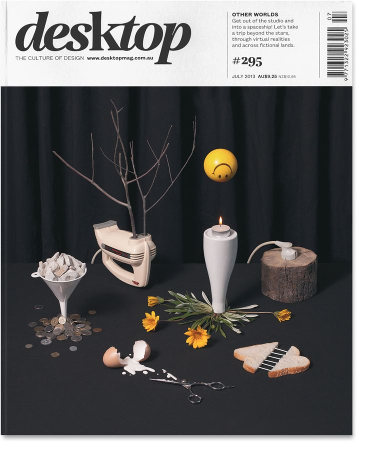 Desktop Magazine - The Bow