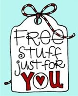 cute FREE downloads ( lunchbox notes, christmas gift tags, etc)