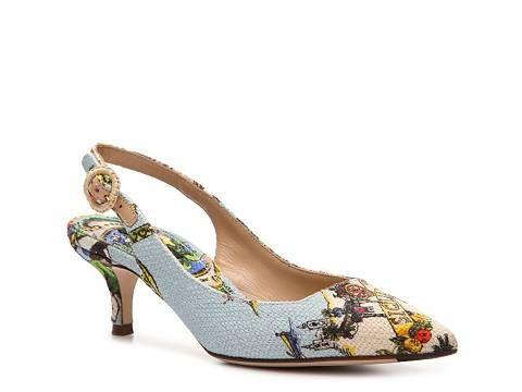 f25065a45a4 Dsw Kitten Heels ~ Leopard Print Sandals