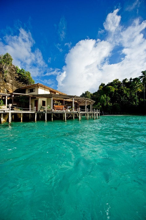 Misool Eco Resort, Batbitim Island, Raja Ampat, Indonesia