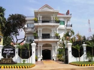 Pyramid Hotel, Svay Sisophon - staying here Tues, Feb 4th for one night - looks nice!