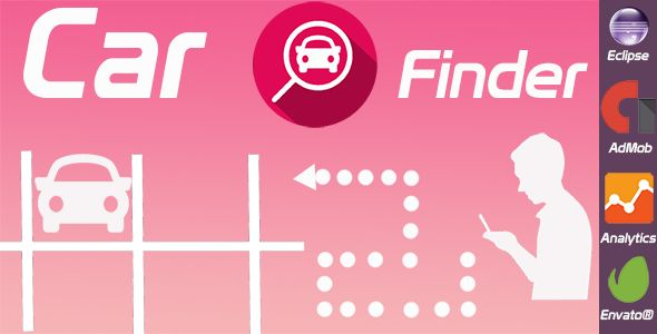 Car Finder . Keep forgetting where you parked?Asking yourself where is my car? Where did I park? Dude where is my car?Lost in a huge parking lot?Car Finder application provides your car location through gps location provider on your mobile